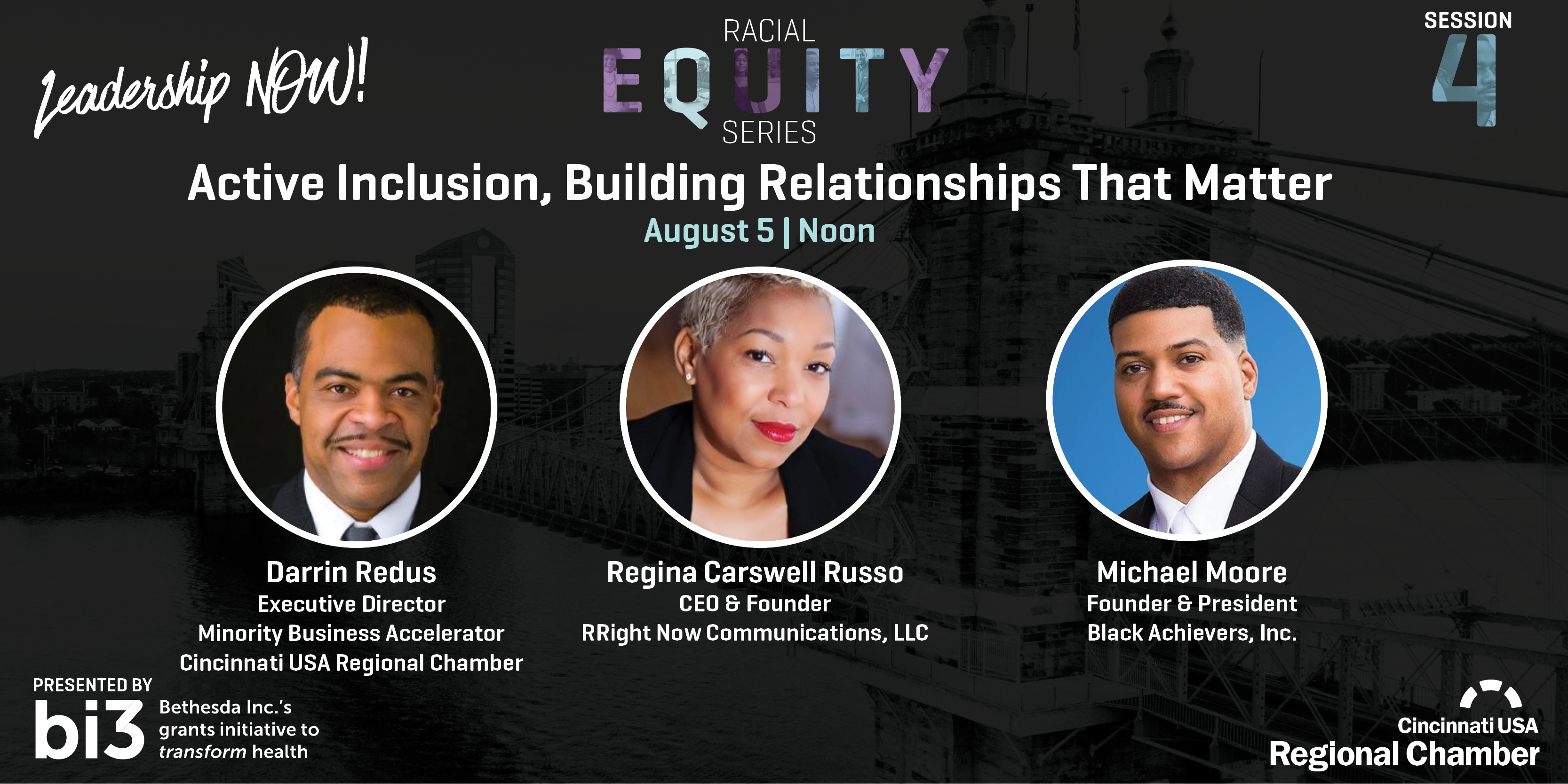 Racial Equity Series Session 4